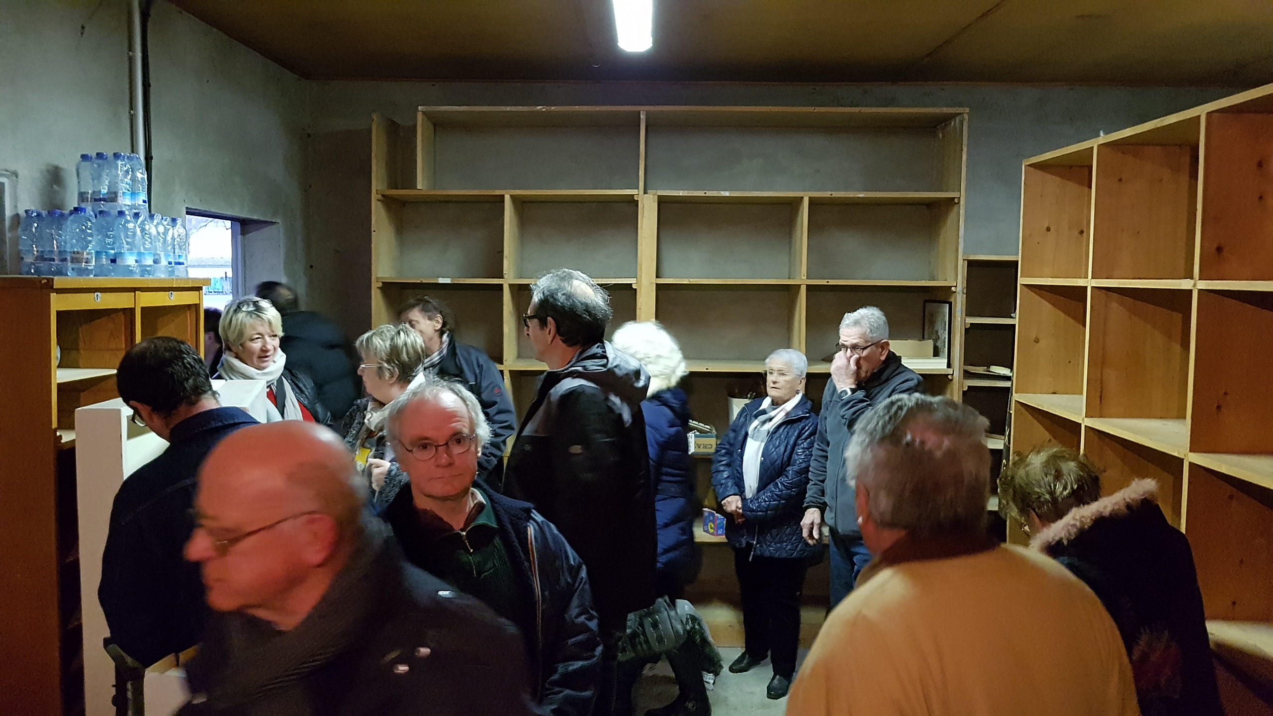 Présentation du futur local du Repair Café de Gueugnon