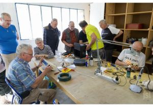 Inauguration Repair Café Gueugnon